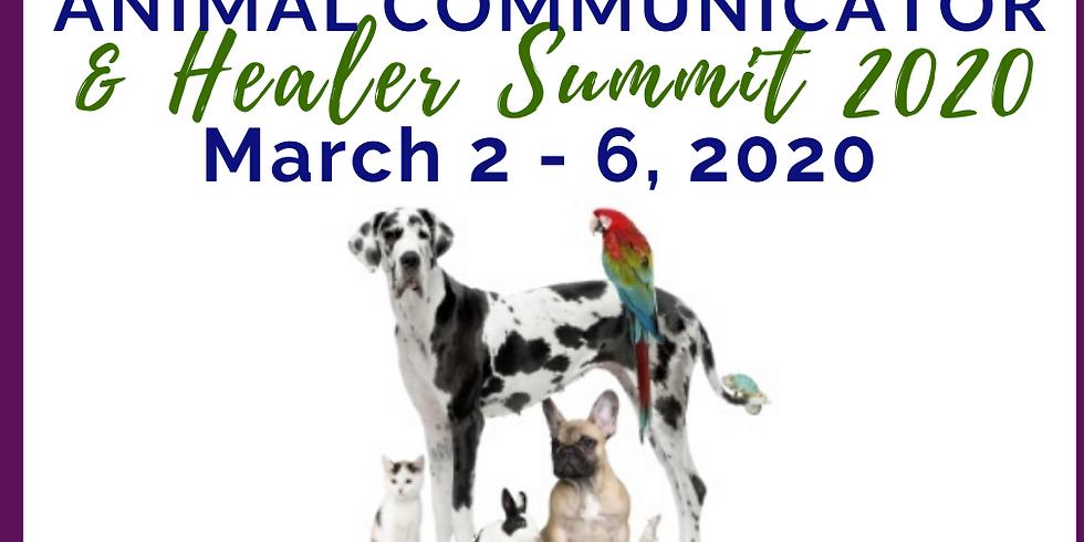 Animal Communicator & Healer Summit · Free