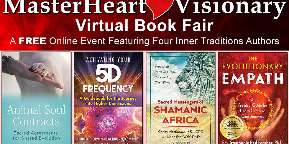MasterHeart Visionary Virtual Book Fair