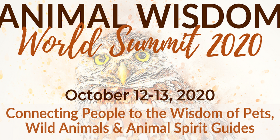 Animal Wisdom World Summit 2020