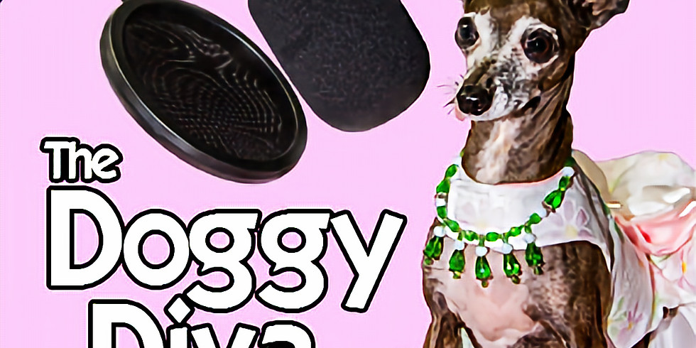 Tammy's Interviewed on The Doggy Diva Show