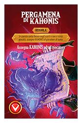 Throne | Gioco da Tavolo - Pergamena di Kahonis