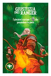 Throne | Gioco da Tavolo - Giustizia dei Ranger