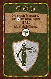 Throne | Gioco da Tavolo - Giustizia Ranger