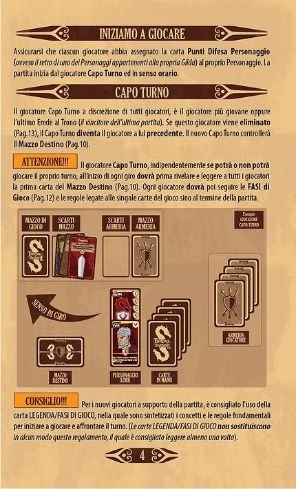 Throne | Pagina 4 - Regolamento - Iniziamo a Giocare