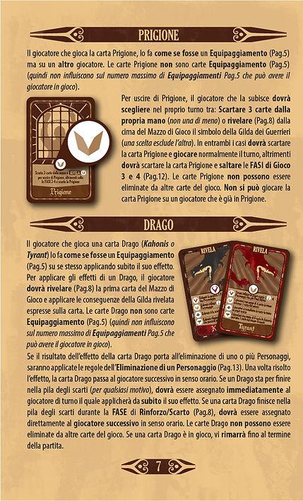 Throne | Pagina 7 - Regolamento - Prigione - Drago