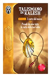 Throne | Gioco da Tavolo - Talismano di Kalesh