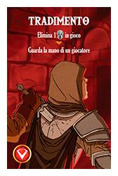 Throne | Gioco da Tavolo - Tradimento