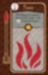 Throne | Gioco da Tavolo - Fuoco