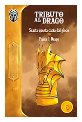 Throne | Gioco da Tavolo - Tributo al Drago