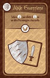 Throne | Gioco da Tavolo - Abile Guerriero