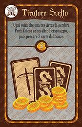 Throne | Gioco da Tavolo - Tiratore Scelto