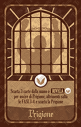 Throne | Gioco da Tavolo - Prigione
