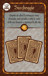 Throne | Gioco da Tavolo - Saccheggio