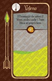 Throne | Gioco da Tavolo - Veleno