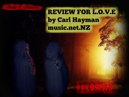Review for L.O.V.E.