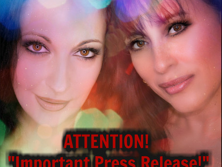 ATTENTION!  Important Press Release