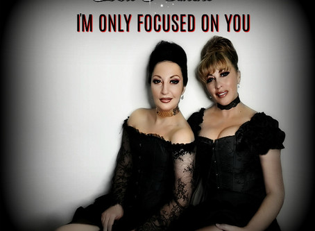"Iveta & Simone Release New Single, ""I'm Only Focused On You'"""