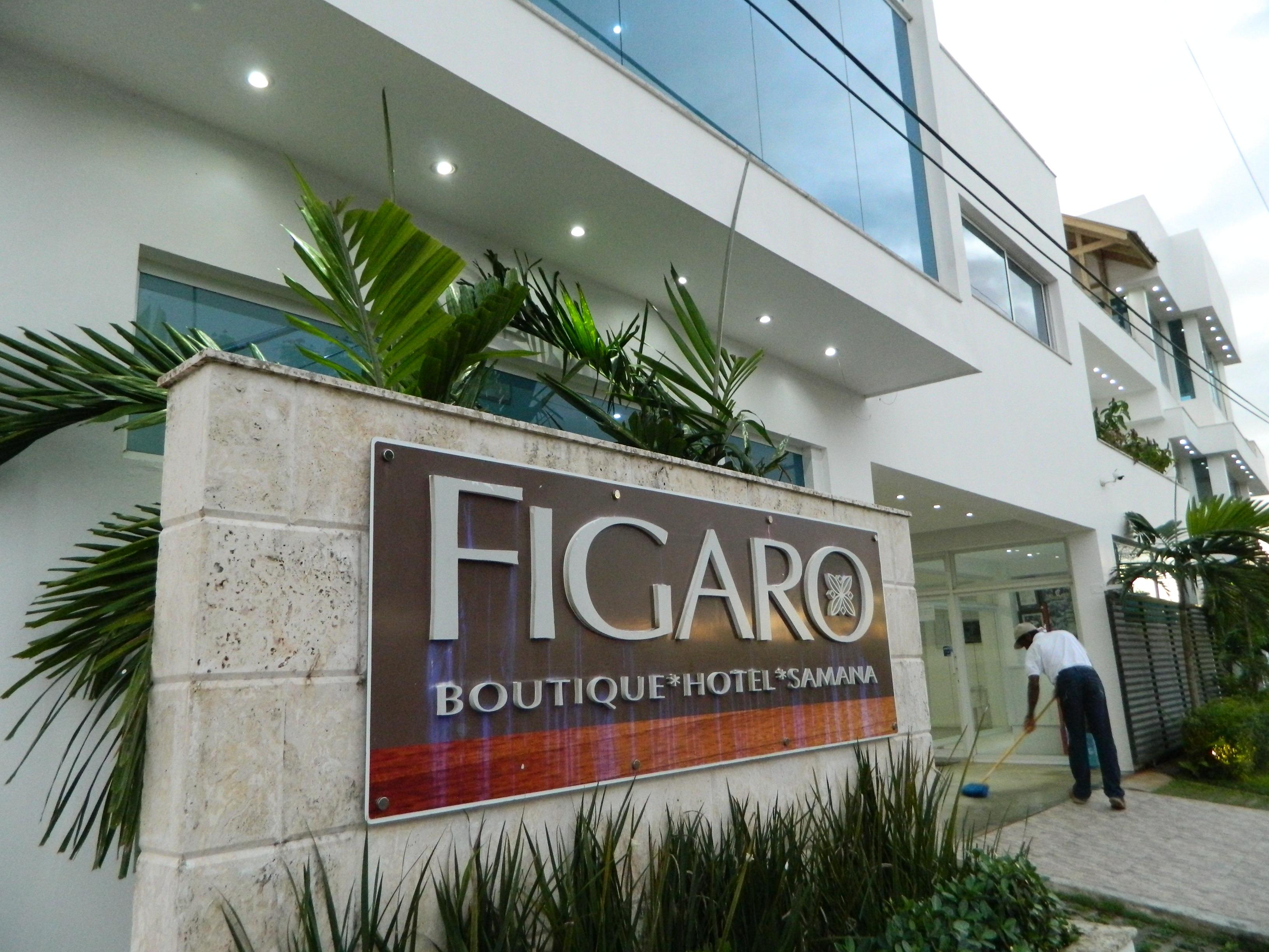 Fachada Figaro Hotel Boutique