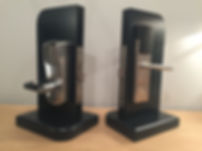Tom Goldsmith Joinery - Security Lock Exhibition Display Stands