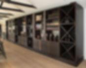Tom Goldsmith Joinery - Black Walnut Display Cabinet