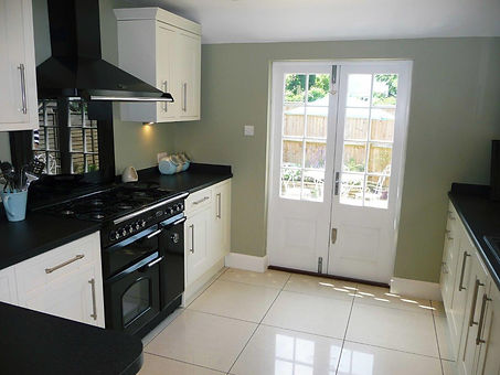 Tom Goldsmith Joinery - Kitchen