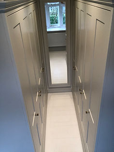 Tom Goldsmith Joinery - Fitted Dressing Room
