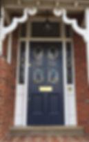 Tom Goldsmith Joinery - Victorian Glazed Front Door