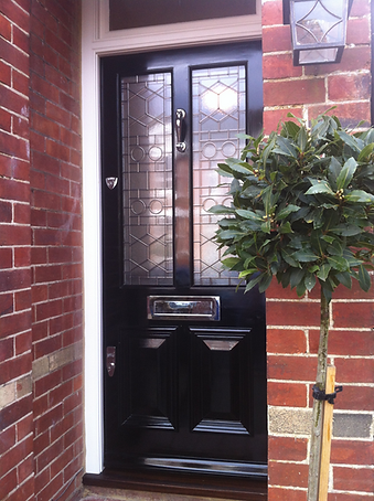 Tom Goldsmith Joinery | Front Door