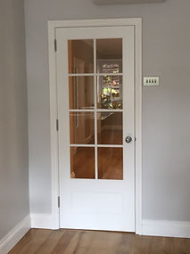 Tom Goldsmith Joinery - Glazed Door