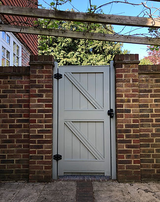 Tom Goldsmith Joinery - Traditional Victorian Front Door