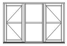 Casement Timber Window