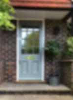 Tom Goldsmith Joinery - Glazed Front Door