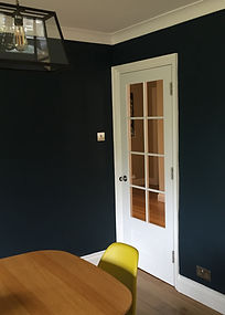 Tom Goldsmith Joinery - Contemporary Glazed Door