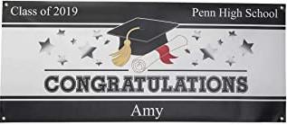 Graduation Sign Banner
