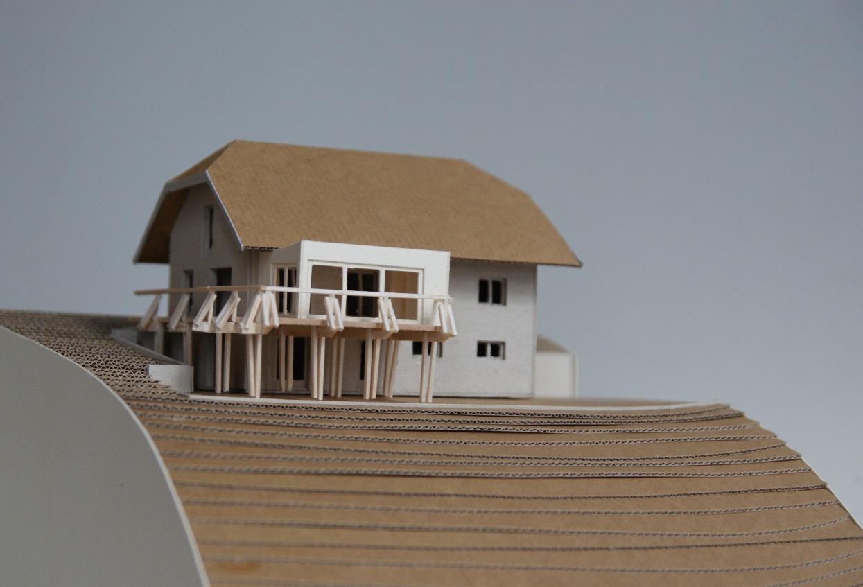 maquette extension