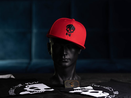 Classic Red Snapback
