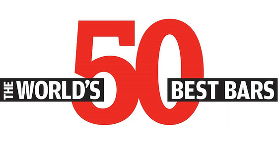 Worlds 50 Best Bars Countdown - 1 - 50