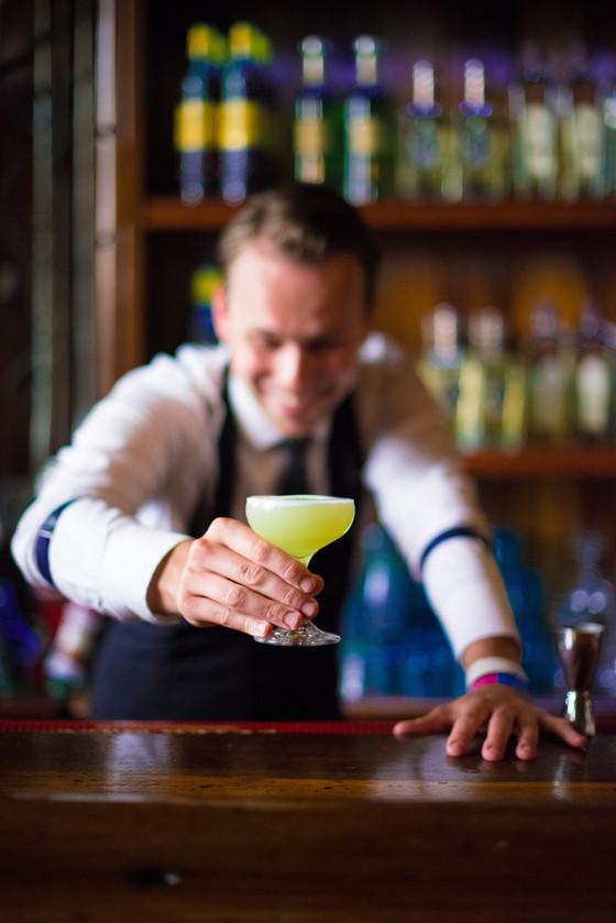 Tales of the Cocktail - Run 'N' Gun Guest Bartending