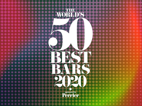 THE WORLD'S 50 BEST BARS 2020 TO BE REVEALED IN NOVEMBER
