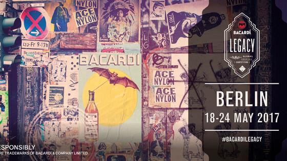 Bacardi Legacy 2017 Global Final
