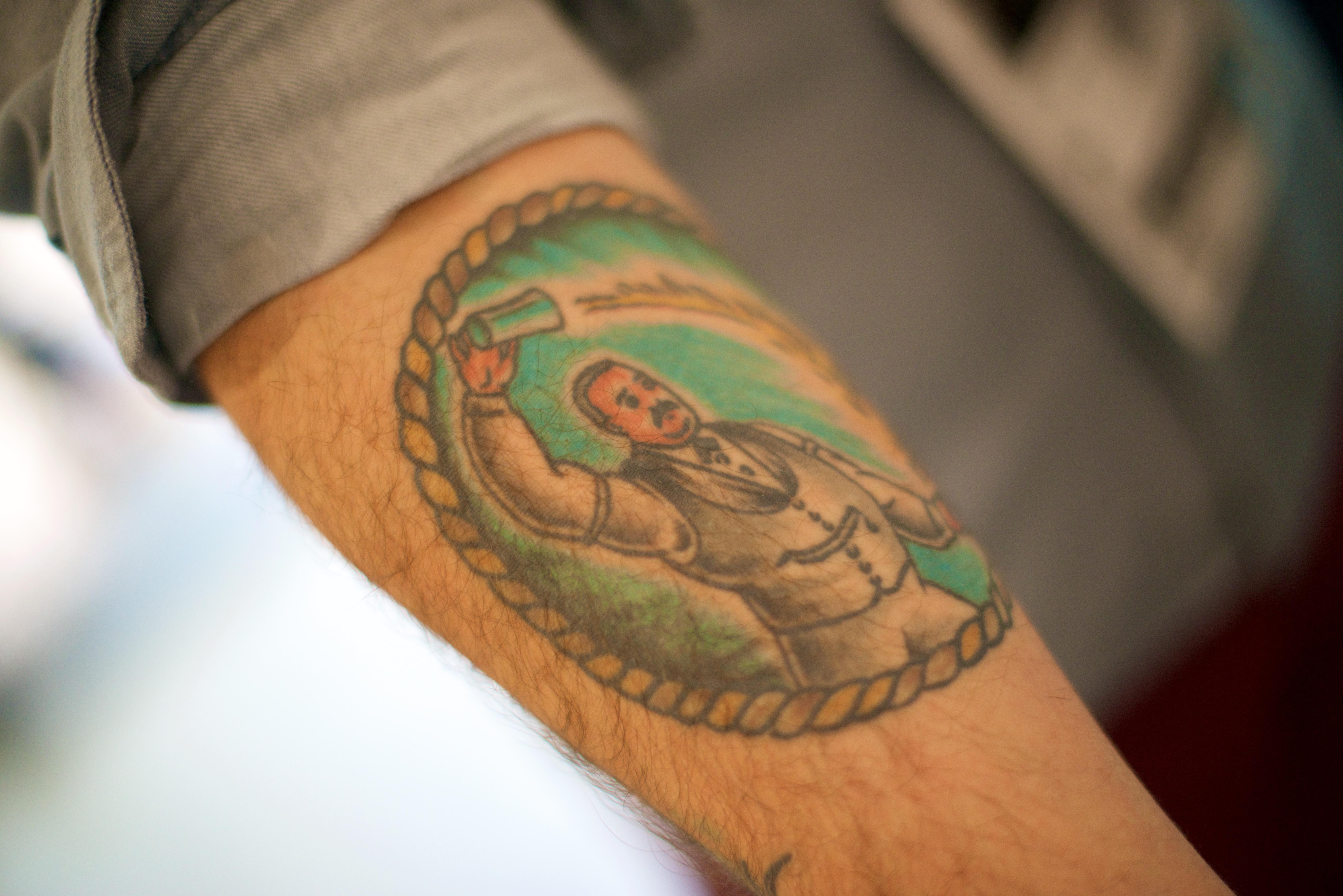 Bartending Tattoos