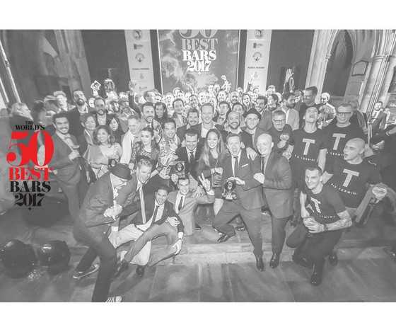 Worlds 50 Best Bars Countdown - 51 - 100