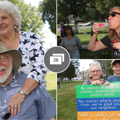 Click below to see MassLive photos from our August 2017 One Community picnic.