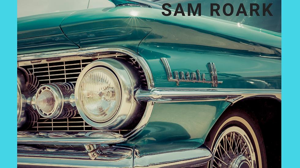 """Sam Roark - """"G.R.I.T.S"""" (Girls Raised In The South) EP -Album"""