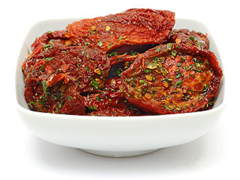 Small: Sicilian sun-dried tomato with herbs. 190g pot