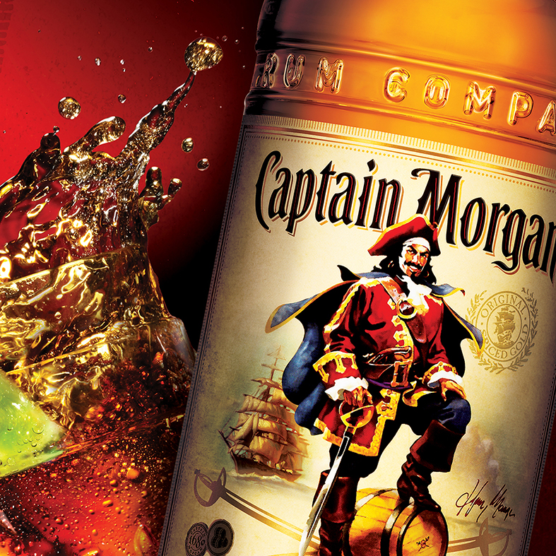 CAPTAIN MORGAN 8