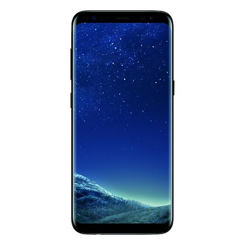 Samsung Galaxy S8 (SM-G950F) 64GB SIM-Free Smartphone in Black