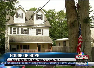 Man's Journey Leads to Opening Recovery House in Tobyhanna