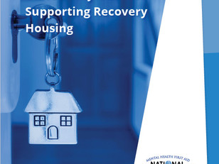 Recovery Housing Toolkit Now Available!