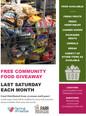 PARR Community Food Giveaway